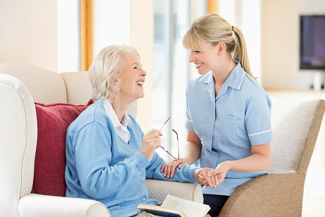 What is included in Home Health Care & Health Care Types?