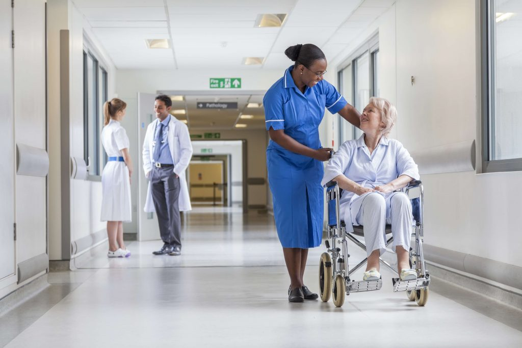 What is included in Home Health Care & Health Care Types