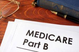 what is included in medicare part B